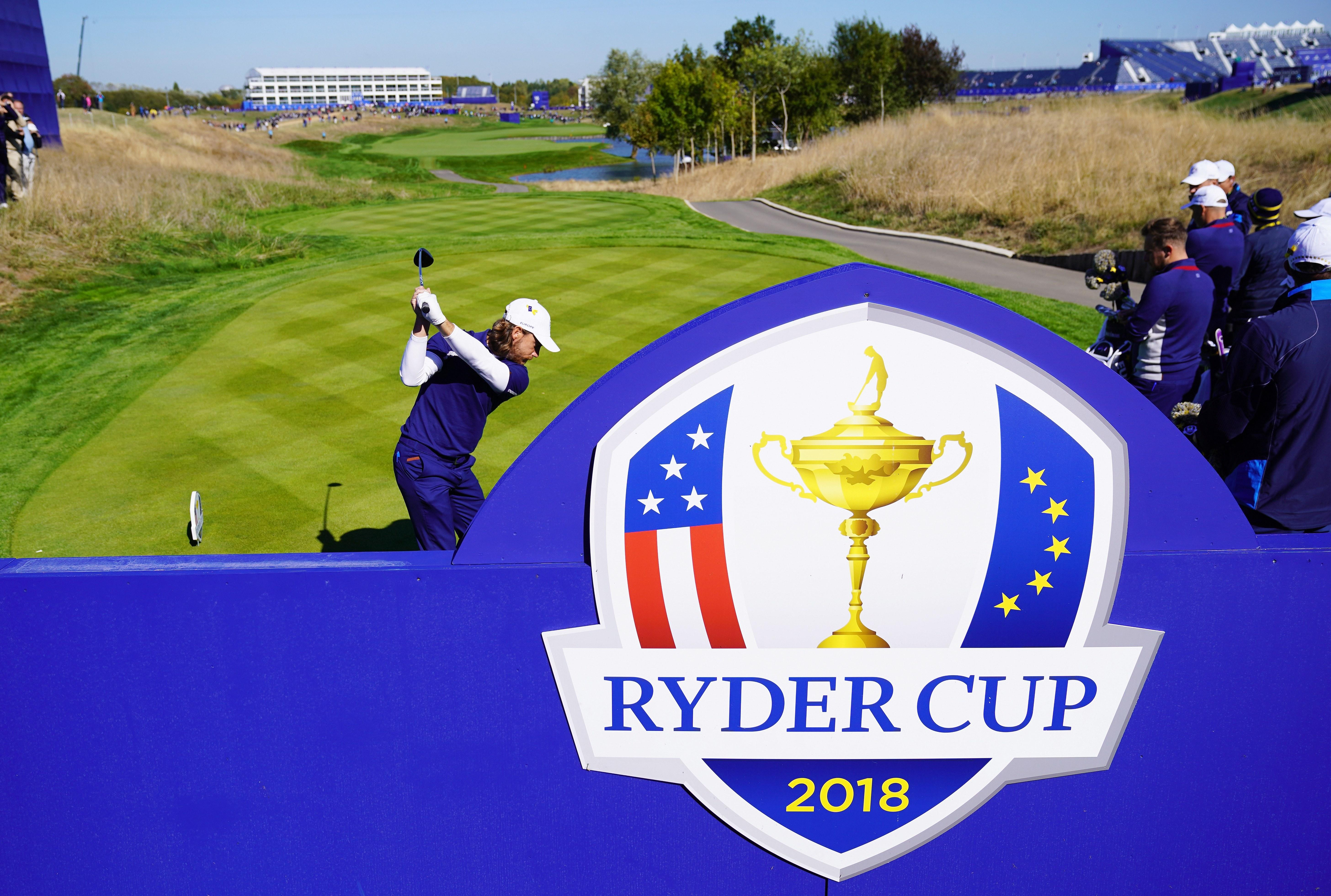 ryder cup 2018 television schedule and live streaming guide. Black Bedroom Furniture Sets. Home Design Ideas