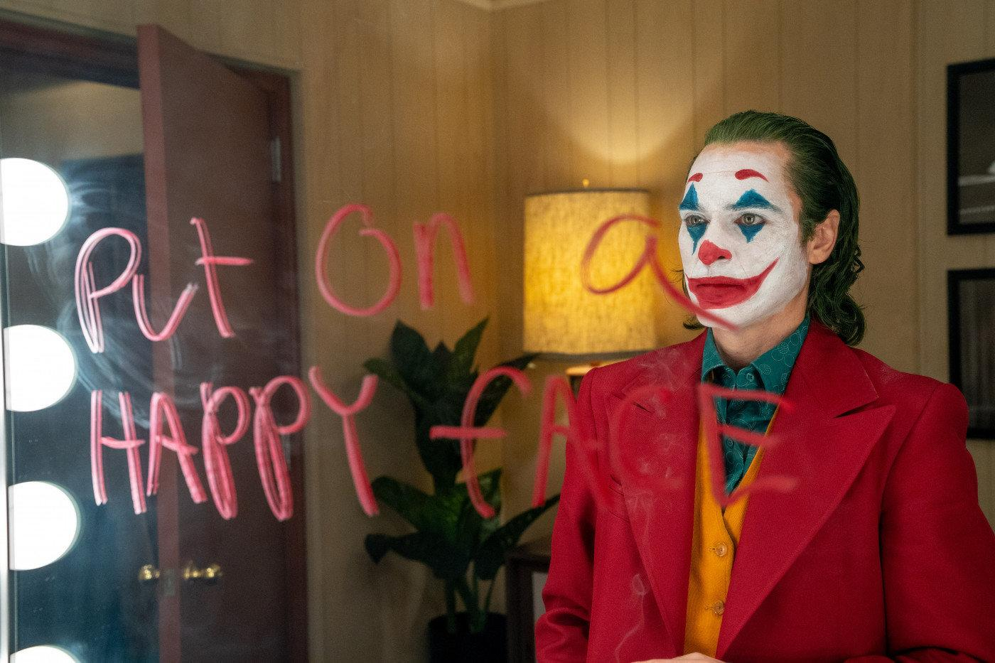 'Joker' becomes first R-rated movie to pass $1 billion