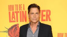 The one food that health nut Rob Lowe can't say no to