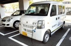 Suzuki unveils Every electric van, bead curtains sold separately
