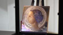 Leonardo come l'Arcangelo Gabriele