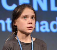 Thunberg urges climate action because 'people are dying'