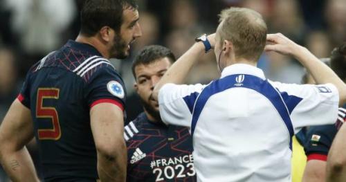 Rugby - Tournoi - Une plainte déposée contre Yoann Maestri pour des propos sur l'arbitre M.Barnes