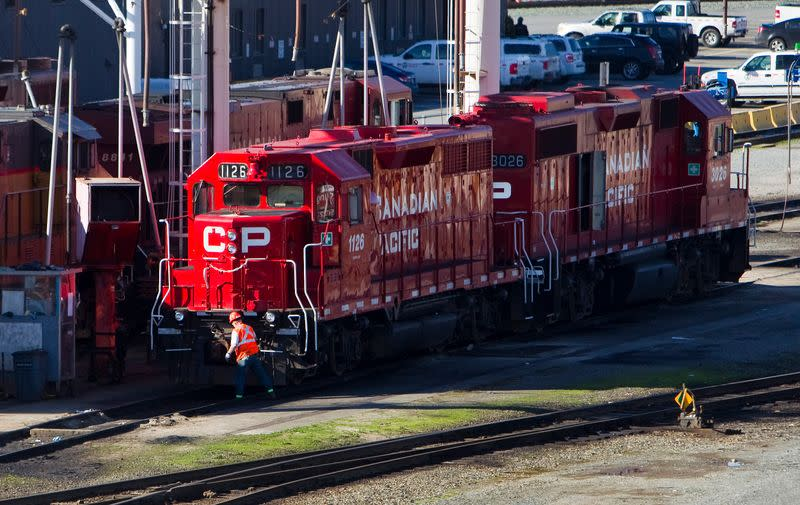 Union seeks rare court action against CP Rail to cap working hours