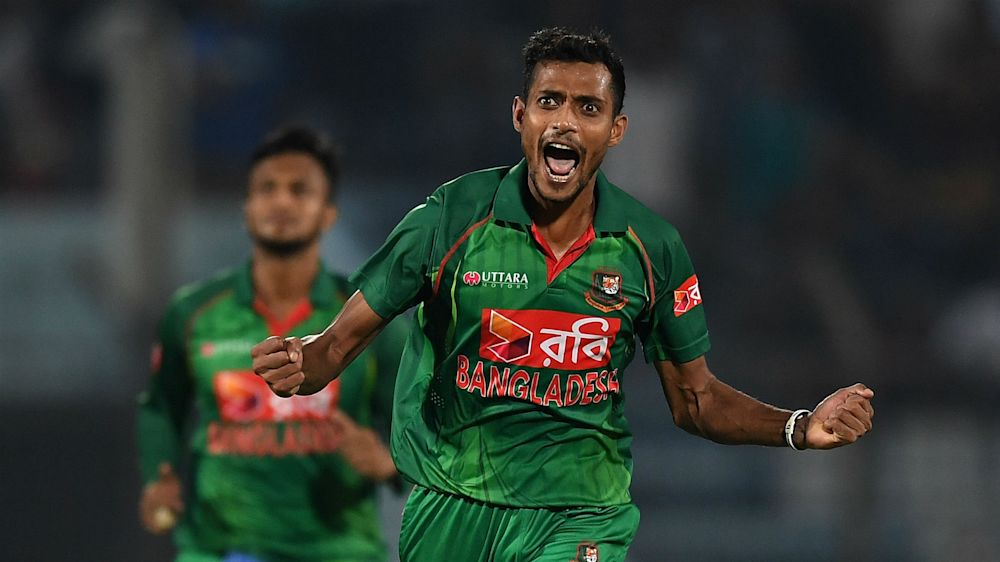 Shafiul back in Tigers squad for Champions Trophy