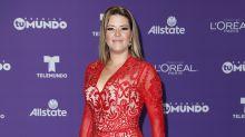 Former Miss Universe Alicia Machado confronts online body shamers