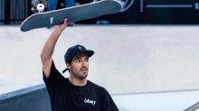 Primeiro medalhista do Brasil em Tóquio, Kelvin Hoefler trocou o surfe pelo skate por detestar água gelada