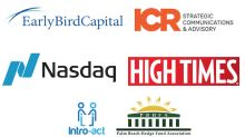 EarlyBird, Nasdaq, ICR, High Times Host Virtual Forum with IPO Edge: Cannabis Fundraising – Are SPACs a New Solution?