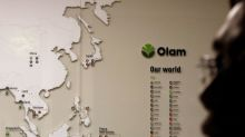Singapore's Olam divides businesses into two units, eyes listings