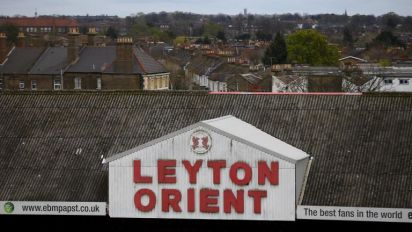 Leyton Orient have begun search for new manager as Omer Riza holds talks with Martin Ling