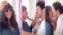 Débora Nascimento muda visual e mostra reação fofa de José Loreto e da filha