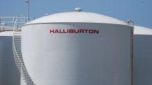 Halliburton revenue declines as shale demand slows