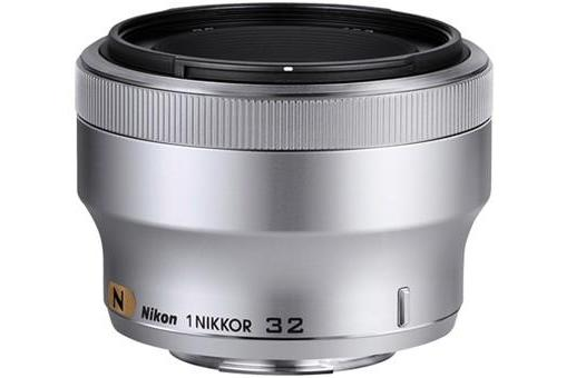 Nikon unveils 1 Nikkor 32mm lens with extra-fast f/1.2 aperture, manual focus