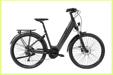 自行車也要Crossove+電動,Peugeot推出全新電動跨界自行車eC01 Crossover