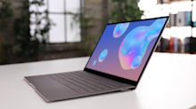 Samsung's Galaxy Book S is a Windows 10 laptop that lasts all day