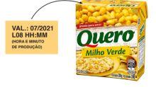 Heinz Brasil anuncia recall de milho verde da marca Quero