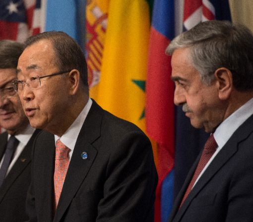 UN chief takes on Cyprus challenge