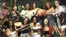 Preta Gil grava versão empoderada de 'Ô Abre Alas' para o Carnaval