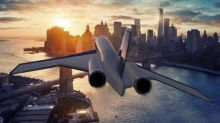 New supersonic jet could fly London-New York in 90 minutes
