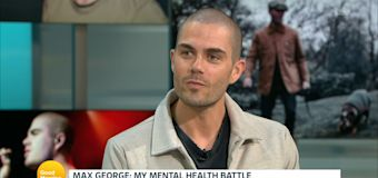 George hid depression battle by turning to alcohol