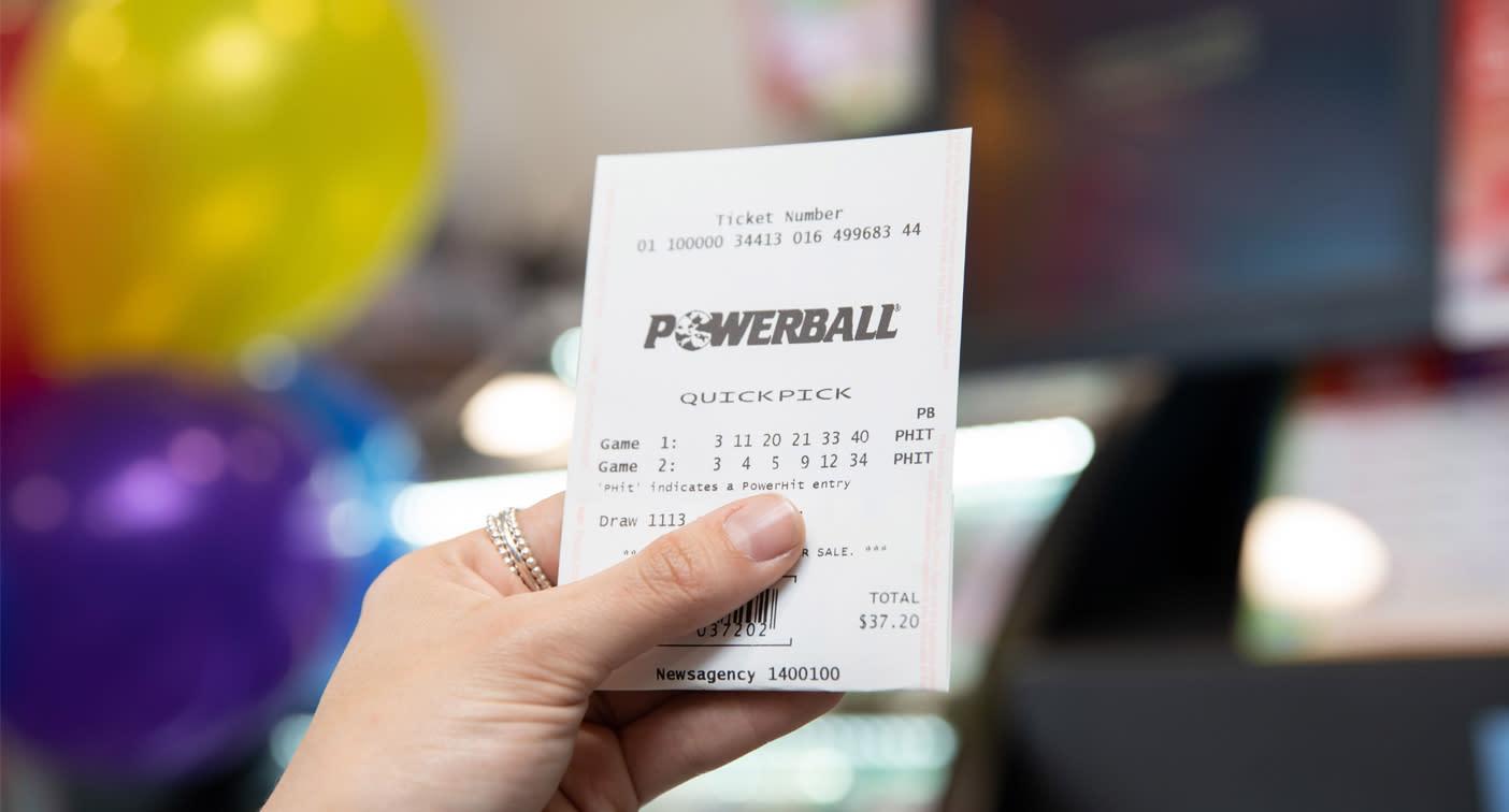 Powerball Entries