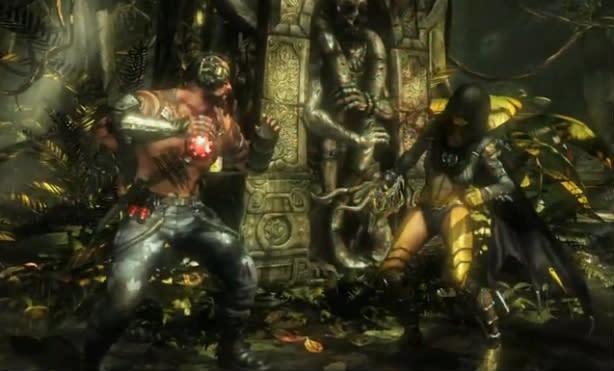 Kano gets the green light for Mortal Kombat X