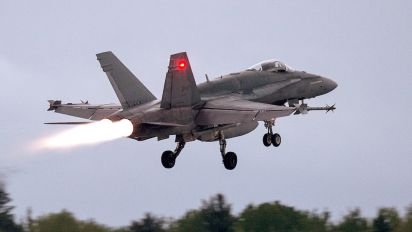 Canada lacking fighter jets, pilots: watchdog