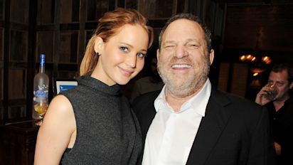 Jennifer Lawrence slams Weinstein over affair claim