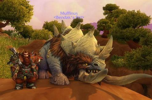 Warlords of Draenor Beta: New hunter pets