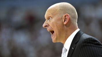 Louisville's hoops coach pranks football coach