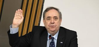 Alex Salmond Hits Out At Former Protege Nicola Sturgeon At Holyrood Inquiry