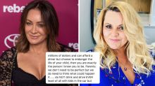 Biggest Loser host lashes out after Michelle Bridges drink driving charge