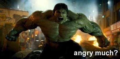 The Incredible Hulk features incredible voice talent