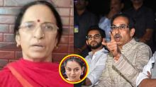 Kangana Ranaut's mother lashes out at Udhav Thackrey Govt