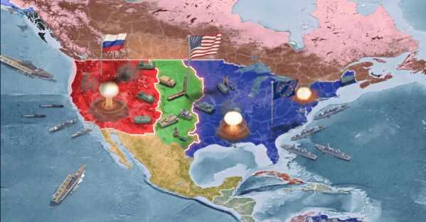 World War 3 Strategy Game