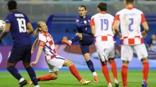 Football: la France s'impose en Croatie en Ligue des nations
