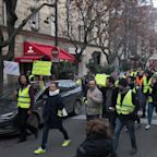 Paris Police Brace for Fifth Week of Violent Yellow Vest Protests