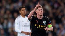 5 motivos para acreditar que o Manchester City é favorito contra o Real Madrid