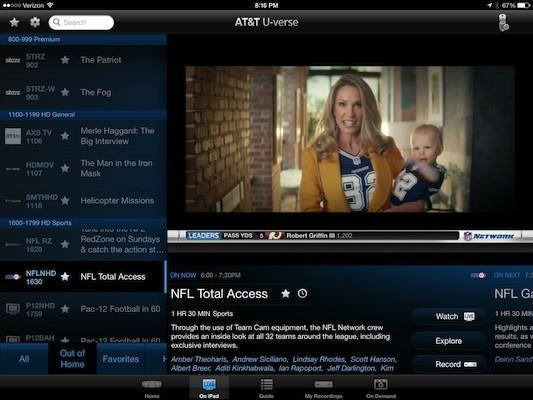 AT&T's U-Verse subscribers top ten million as it adds another million wireless users