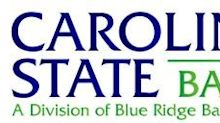 Carolina State Bank Announces Addition of North Carolina Market President