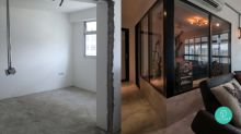 5 Dramatic Before And After HDB Makeovers