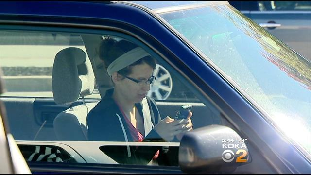 Allegheny Co. Drivers Cited The Most For Texting While Driving