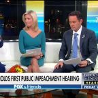 Democrat argues 'hearsay can be much better evidence than direct' in impeachment probe