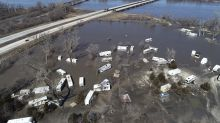 The Latest: Minnesota to help Nebraska flood fight