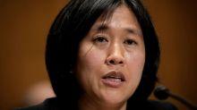 Senate panel to vote Wednesday on three Biden nominees, including trade pick Tai