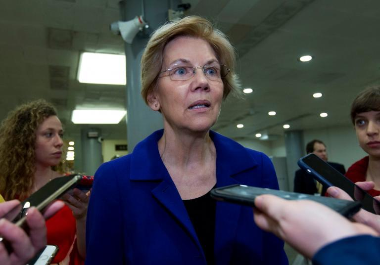 Elizabeth Warren prepares to run against Trump in 2020 presidential election
