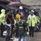 Philippine landslide shows poor often live in danger's path