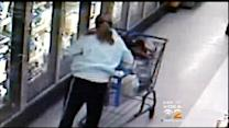 Police: Shoplifter Suspect Uses Cart As Getaway Vehicle