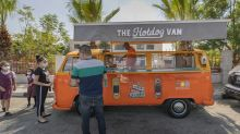 Food trucks provide rare bright spot in hard-hit West Bank