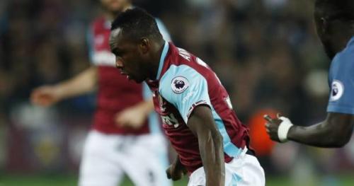 Foot - ANG - West Ham - West Ham : Michail Antonio jusqu'en 2021